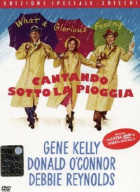 Cantando sotto la pioggia [DVD] / story and screenplay by Adolph Green and Betty Comden ; directed by Gene Kelly and Stanley Donen ; produced by Arthur Freed. 1
