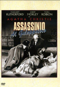 Assassinio al galoppatoio [DVD] / [by] Agatha Christie ; screenplay by James P. Cavanagh ; directed by GeorgePollock