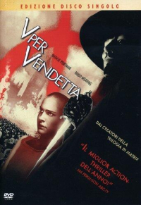 V per vendetta [DVD] / directed by James McTeigue ; music by Dario Marianelli ; based on the graphic novel illustrated by David Lloyd ; screenplay by the Wachowski brothers