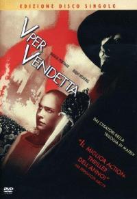 V per Vendetta [DVD]