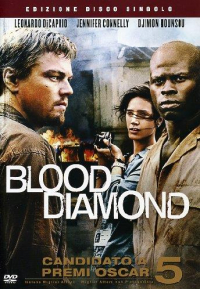 Blood diamond [DVD]