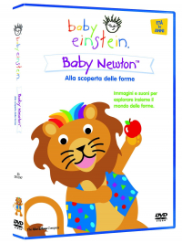 Baby Newton [DVD] : alla scoperta delle forme