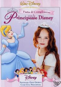 Festa di compleanno con le principesse Disney