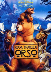 Koda, fratello orso [DVD]