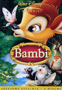 Bambi [DVD] / [Walt Disney ; regia: David Hand]. 1