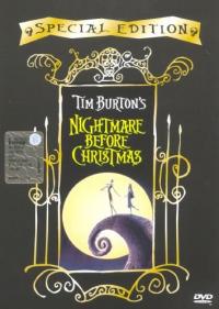 Tim Burton's Nightmare before Christmas / regia di Henry Selik