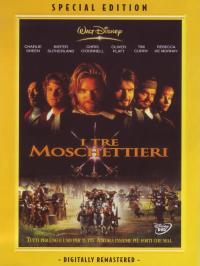 I tre moschettieri [DVD]