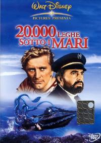 20000 leghe sotto i mari [DVD] / diretto da Richard Fleischer ; sceneggiatura di Earl Felton ; ispirato dal romanzo di Jules Verne