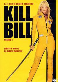 Kill Bill volume 1 [DVD]