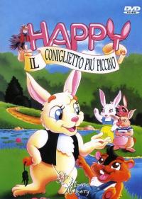 Happy, il coniglietto piu piccino [DVD]