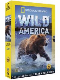 Wild America [Videoregistrazione] : deserti e foreste / autori: James Bryne, Andy Mitchell