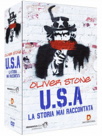 <U.S.A. La storia mai raccontata>  DVD 1 / Oliver Stone