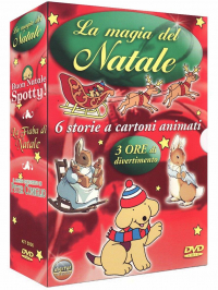 Buon Natale Spotty! [DVD] / [story by Eric Hill]
