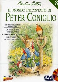 Il mondo incantato di Peter Coniglio 3 [DVD] / [basato sui personaggi creati da] Beatrix Potter