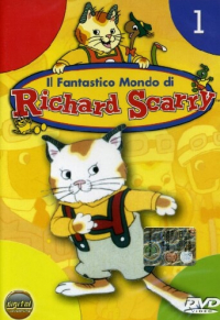 Il fantastico mondo di Richard Scarry [DVD]. 1