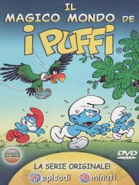 Il magico mondo de I Puffi [DVD]