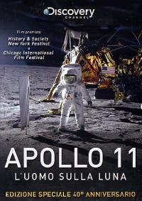Apollo 11 [DVD] : l'uomo sulla Luna / director Steve Ruggi