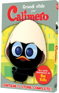 Grandi sfide per Calimero [DVD]