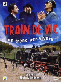Train de vie [Videoregistrazione] = Un treno per vivere / un film di Radu Mihaileanu ; musiche di Goran Bregovic