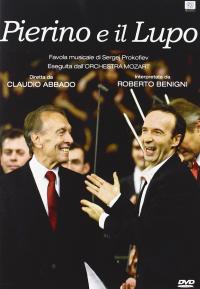 Pierino e il lupo [Videoregistrazione] : favola musicale / di Sergej Prokofiev ; interpretata da Roberto Benigni ; eseguita dall'Orchestra Mozart ; diretta da Claudio Abbado