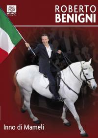 Inno di Mameli [Videoregistrazione] / Roberto Benigni ; musica della sigla di Nicola Piovani