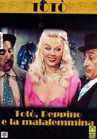 Totò, Peppino e la malafemmina [DVD] / un film di Camillo Mastrocinque