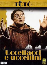 Uccellacci e uccellini [DVD] / un film di Pier Paolo Pasolini