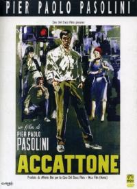 Accattone [DVD] / un film di Pier Paolo Pasolini
