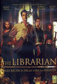 The librarian [Videoregistrazioni]