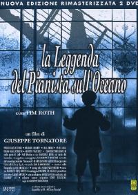 La leggenda del pianista sull'oceano [DVD]