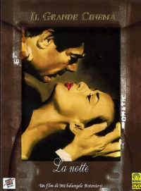 La notte [DVD] / un film di Michelangelo Antonioni
