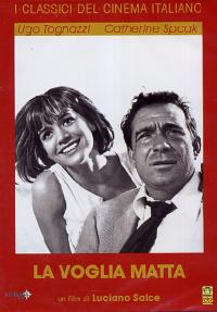 La voglia matta [DVD] / un film di Luciano Salce