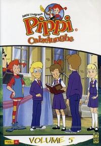 Pippi Calzelunghe [DVD] : volume 5