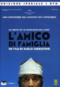 L'amico di famiglia [Videoregistrazione] / un film di Paolo Sorrentino ; soggetto e sceneggiatura di Paolo Sorrentino ; musiche di Pasquale Catalano