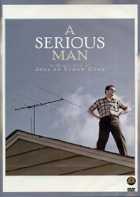 A serious man [Videoregistrazioni]