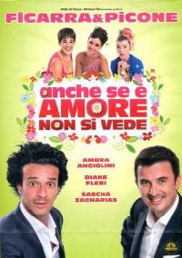 Anche se è amore non si vede [Videoregistrazione] / un film da un'idea di Ficarra & Picone ; soggetto e sceneggiatura [di] Francesco Bruni ... [et al.] ; musiche originali [di] Paolo Buonvino