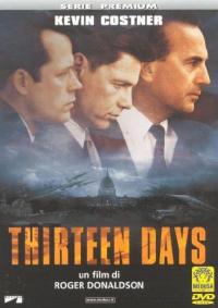 Thirteen days [DVD]