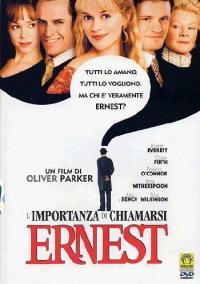 L' importanza di chiamarsi Ernest [Videoregistrazione]