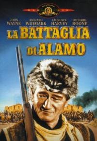 La battaglia di Alamo [DVD]
