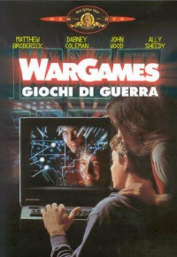 WarGames: giochi di guerra [DVD]