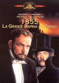 1855: la grande rapina al treno [DVD]