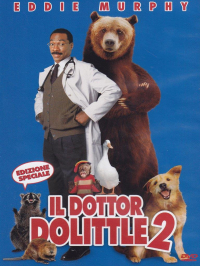 Il dottor Dolittle 2 [Videoregistrazione] / regia di Steve Carr ; scritto da Larry Levin ; musiche di David Newman