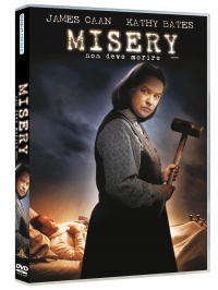Misery non deve morire [Videoregistrazione] / regia di Rob Reiner ; musiche di Marc Shaiman