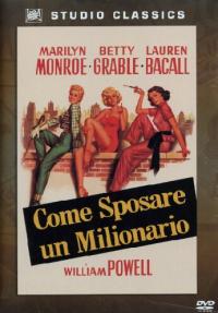 Come sposare un milionario [DVD]