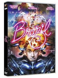 Brazil [DVD] / un film di Terry Gilliam ; screenplay by Terry Gilliam, Tom Stoppard, Charles McKeown ; original music Michael Kamen