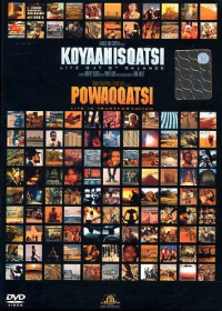 Koyaanisqatsi [DVD] Powaqqatsi