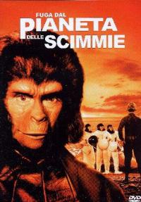Il pianeta delle scimmie [Videoregistrazioni] : la saga completa. Fuga dal pianeta delle scimmie [Videoregistrazioni]