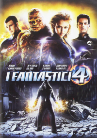 I fantastici 4 [Videoregistrazione] / directed by Tim Story ; written by Mark Frost and Michael France ; music by John Ottman