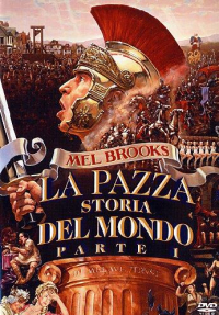 La pazza storia del mondo [DVD] : Parte 1. / written, produced and directed by Mel Brooks ; narrated by Orson Welles ; music by John Morris