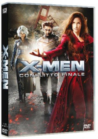 X-men: conflitto finale [DVD]